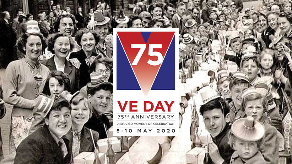VE Day celebrations – Mayfield Festival of Music and the Arts